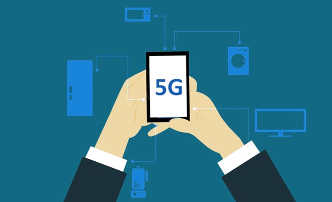 Phones 5G systems