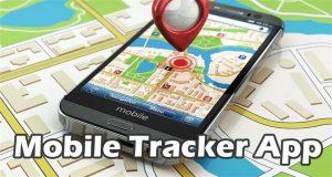 Phone Location Tracking App