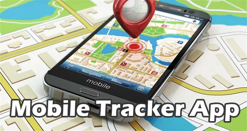 Phone Location Tracking App